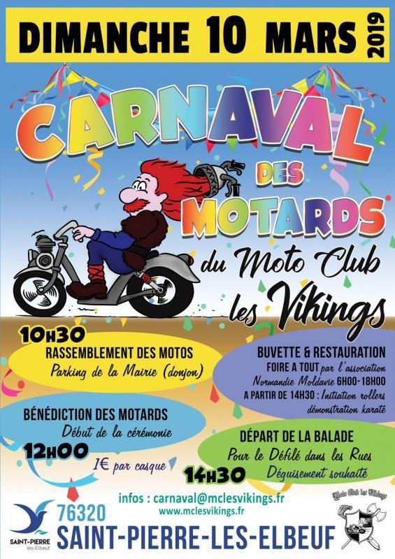 Affiche a4 carnaval valide 1