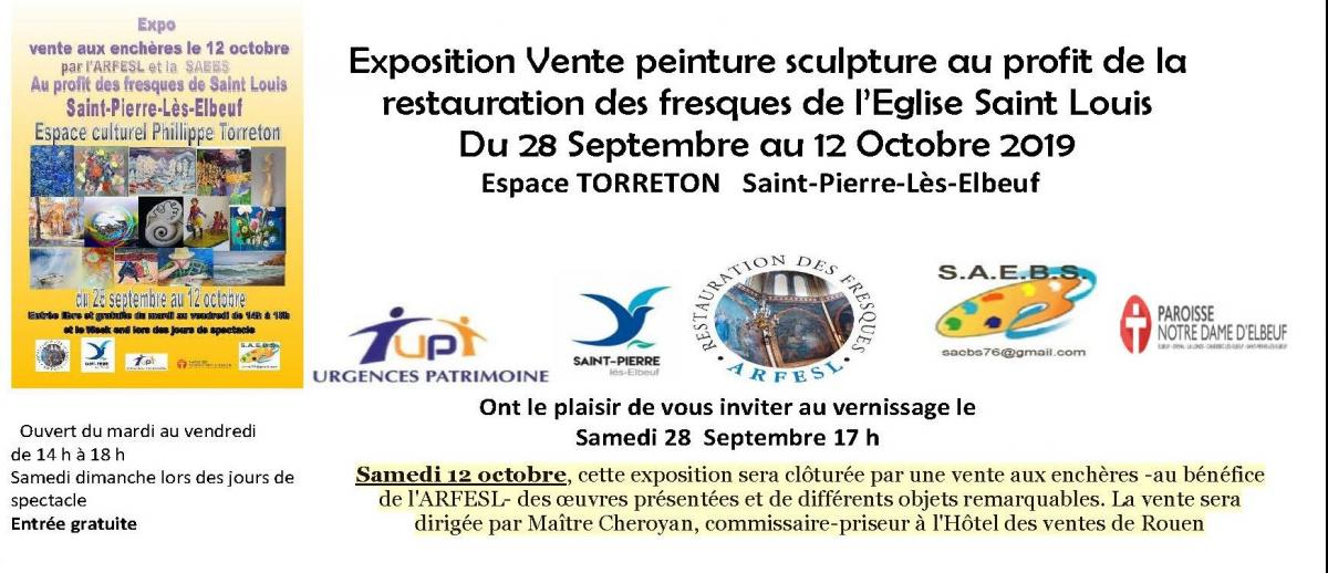Carton d invitation don vernissage par troisdocx 1