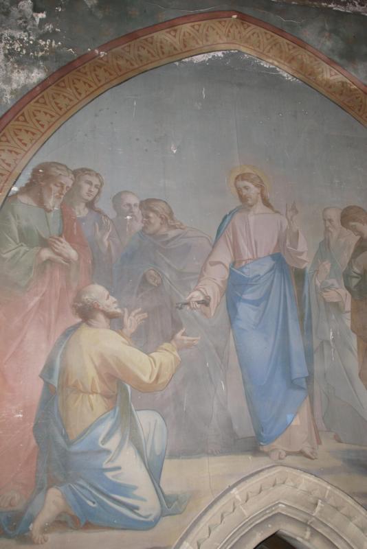 Clés à Saint Pierre