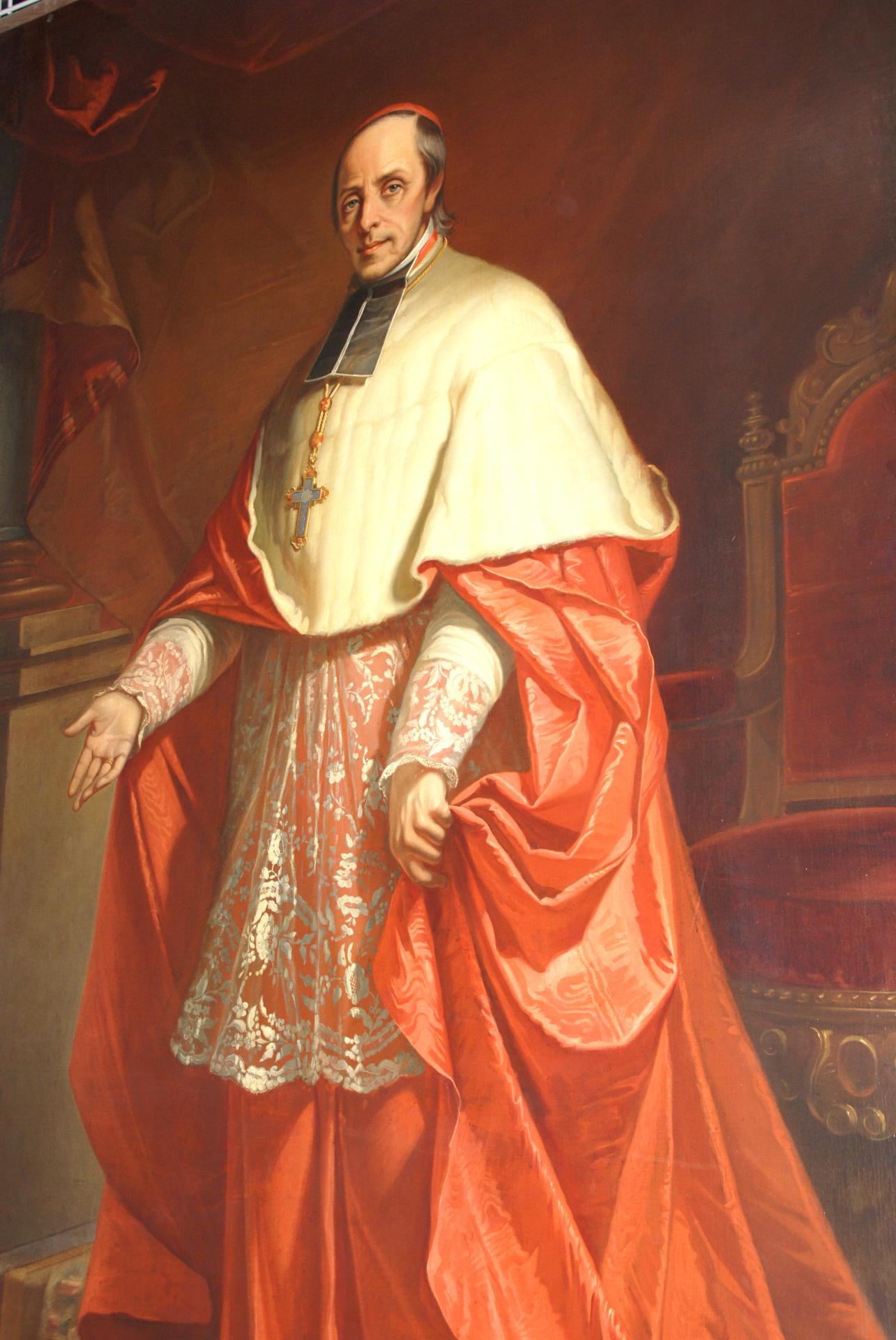 Mgr. de Bonnechose